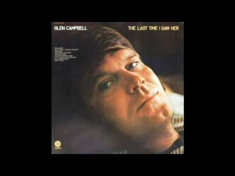 Glen Campbell - Dream Baby.
