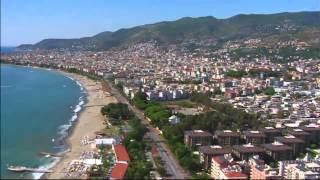 Banana Hotel 4*, Alanya, вид с высоты(Banana Hotel 4*, Турция, Alanya, вид с высоты * * * * * * * * * * * * * Читайте мой отзыв Banana Hotel 4 ..., 2014-05-18T07:57:10.000Z)