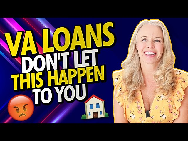 3 Things You Should Know About VA Loans In 2021 As a First Time Home Buyer - DON'T LET THIS HAPPEN 😳