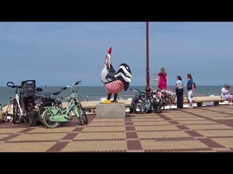 DE HAAN BEACH 2017