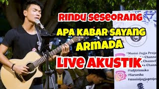 Download Mp3 Armada - Apa Kabar Sayang Live Akustik Musisi Jogja Project