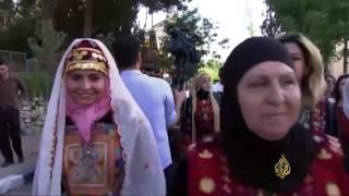 فن التطريز الفلسطيني.. فن شعبي ورمز للهوية
