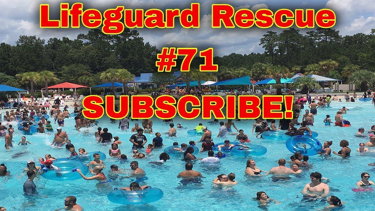 Wavepool Lifeguard Rescue 71 - Spot the Drowning