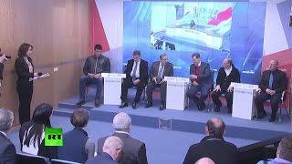 Телемост Москва — Симферополь по итогам визита европейских парламентариев в Крым — LIVE