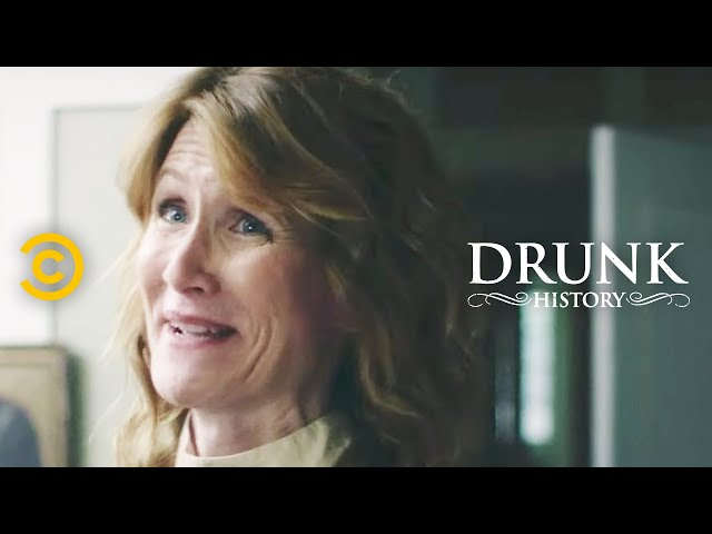 How Nellie Bly Transformed Journalism Forever (feat. Laura Dern) - Drunk History