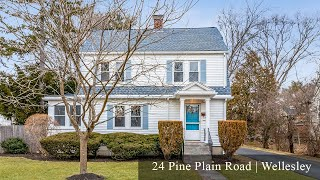 24 Pine Plain Road | Wellesley