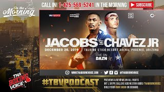 """☎️Jacobs vs Chavez In Jeopardy😱 Chavez on """"Temporary Suspension"""" Jacobs-Rosado Bait-and-Switch😳"""