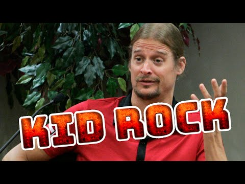 8 Crazy Kid Rock Feuds With Celebrities