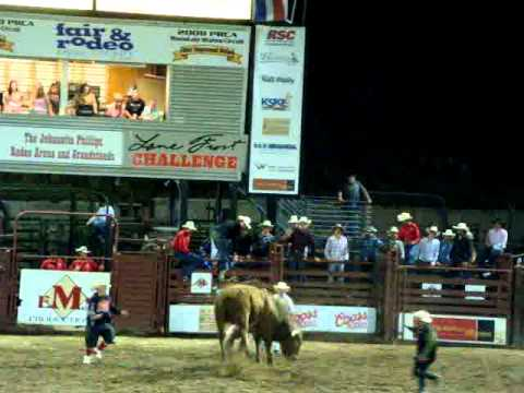 Lane Frost Bullriding Challenge-Eagle, CO, 2011