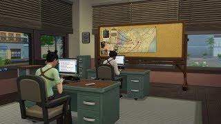 Играем в The Sims 3 #3 Повышение