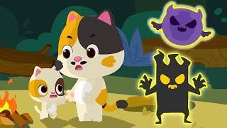 Si Kecil Imut Timi Takut Dengan Monster Besar | Lagu Anak-anak | Bahasa Indonesia | BabyBus