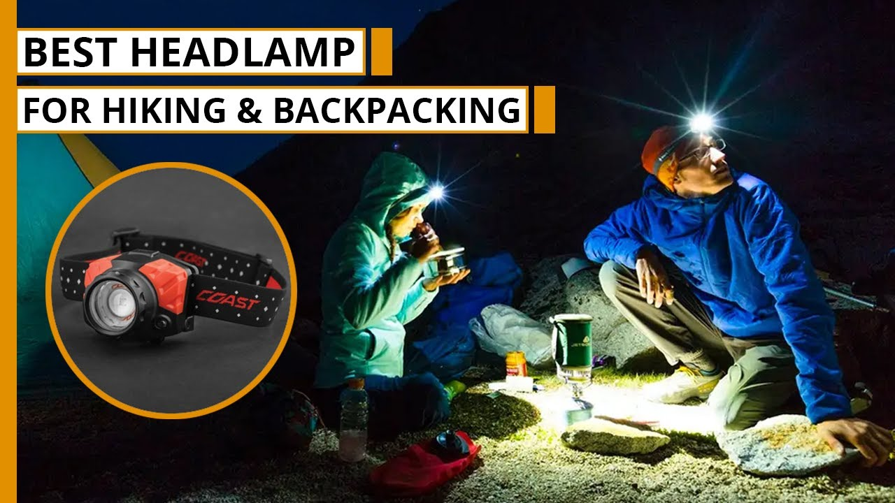 Top 7 Headlamp for Hiking & Backpacking in 2020