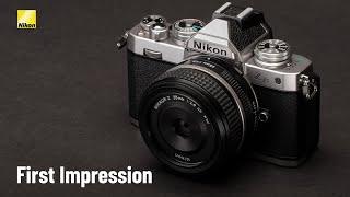 Nikon Z fc Nikon Zfc Mirrorless Digital Camera Body Only GARANSI RESMI