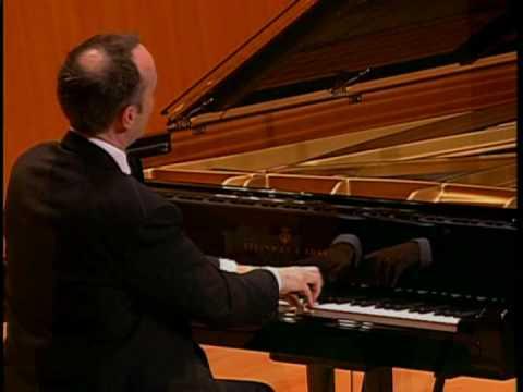 Leon McCawley - Mozart Piano Sonata K570 (No. 17 in B flat major) - 2. Adagio