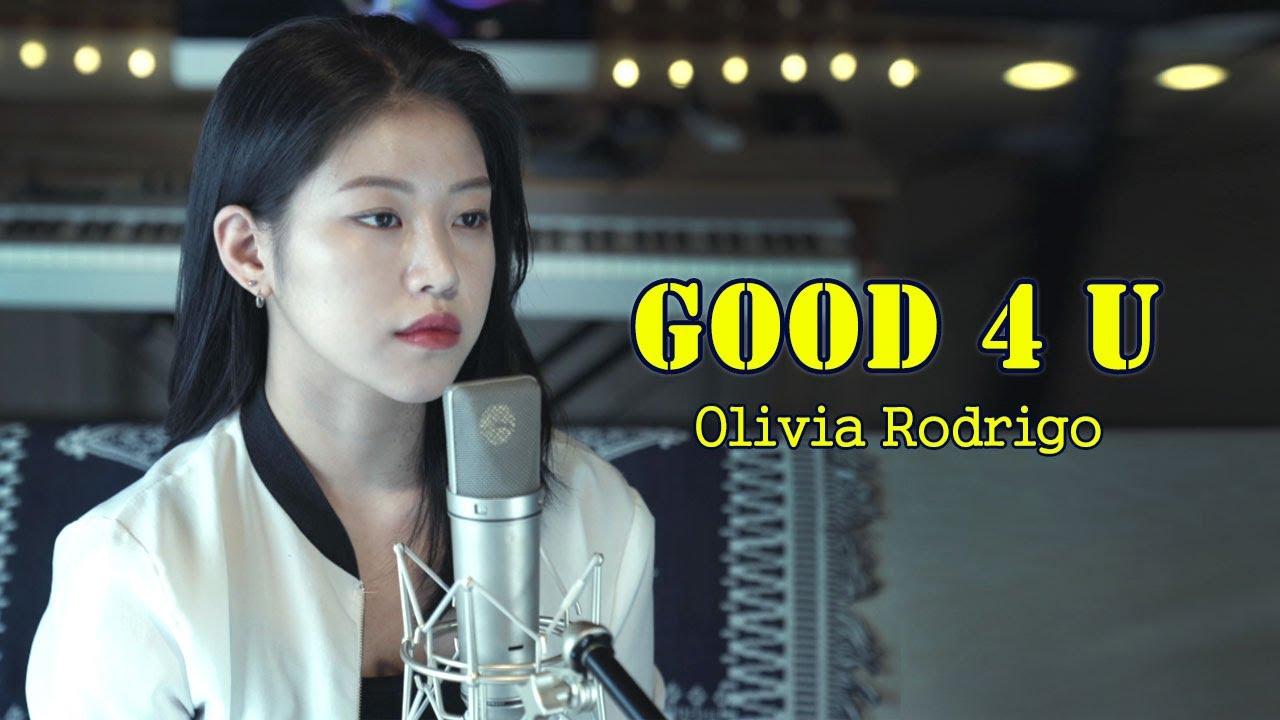 """[빌보드 hot] Olivia Rodrigo """" Good 4 U """" covered by TIN 💙 Billboard Hot 100│노래추천│Coversong│pop"""