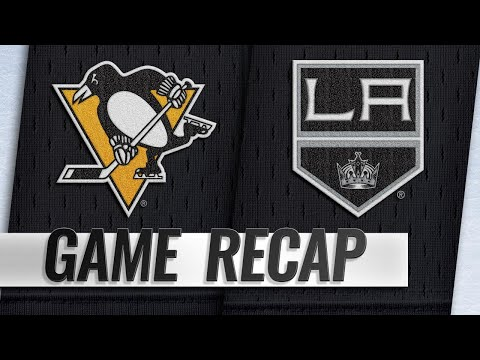 Balanced offense, Quick lead Kings past Penguins, 5-2
