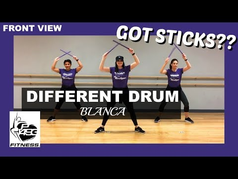 DIFFERENT DRUM || BLANCA || P1493 FITNESS® || CHRISTIAN FITNESS