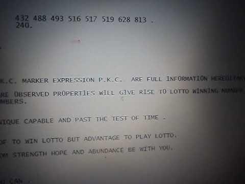 Lotto 15.2.20
