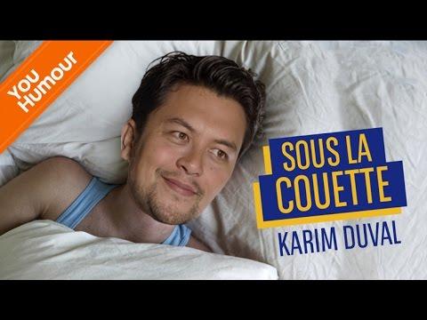 KARIM DUVAL - Sous la couette