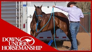 Clinton Anderson: A Day in the Life of an Ambassador Student, Part 3  Downunder Horsemanship