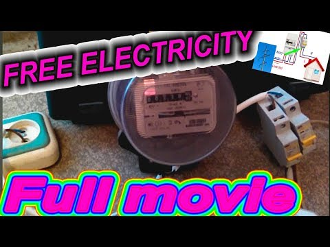 FREE ENERGY. FREE ELECTRICITY. How To Lower Your Electric BILL. METER STOP NO MAGNET DIY. STOP METER