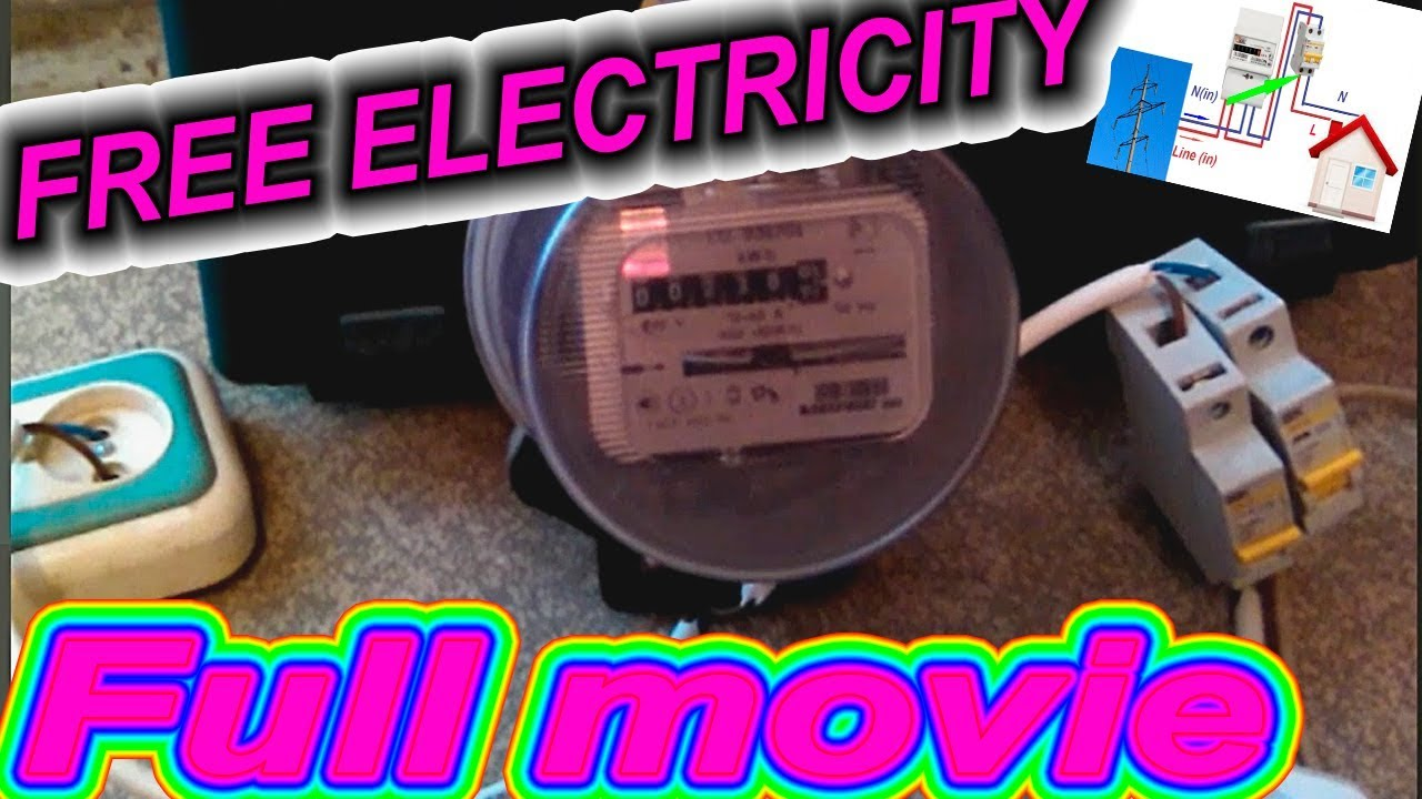 FREE ENERGY  FREE ELECTRICITY  How to lower your electric BILL  METER STOP  NO MAGNET DIY  STOP METER