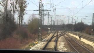[ CAB VIEW ] S Bahn Munchen : S3 Grobenzell - Munchen Hauptbahnhof ( Tief )
