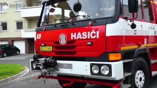POŽÁRY.cz: Dobrovolní hasiči z Klatov mají jednu z nejpovedenějších repasí TATRY u nás