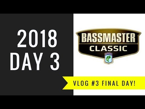 Final Day of the 2018 Bassmaster Classic on Lake Hartwell - And a crazy night to end this event!