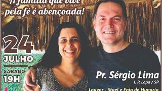 A família que vive pela fé é abençoada • Rev. Sérgio Lima • Ministério de Família