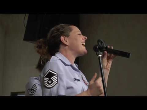 ハロー アデル アメリカ空軍太平洋音楽隊アジア パシフィックトレンズ USAF Band of the Pacific-Asia, Pacific Trends Hello by Adele