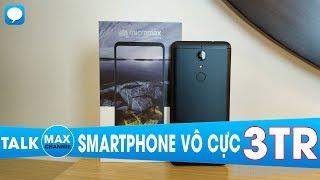 """Smartphone """"Vô cực"""" không Trung Quốc giá 3 triệu đồng"""