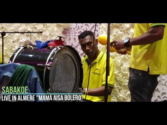 Sabakoe live Mama Aisa