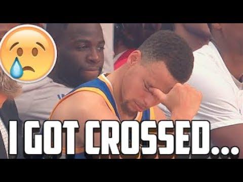 NBA All Stars Getting Crossed
