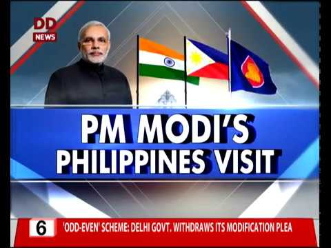 PM Modi calls for further strengthening of maritime ties at 15th India-ASEAN Summit