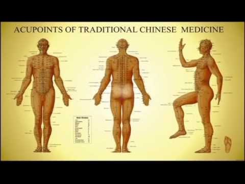 Natural Healing Pain #1 Traditional Chinese Medicine acupuncture meridians massage heal pain