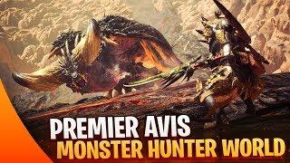 Monster Hunter World ✦ Premier Avis 🐉 [ FR ]