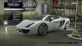 Grand Theft Auto V /Encuentro un lambo en una misión