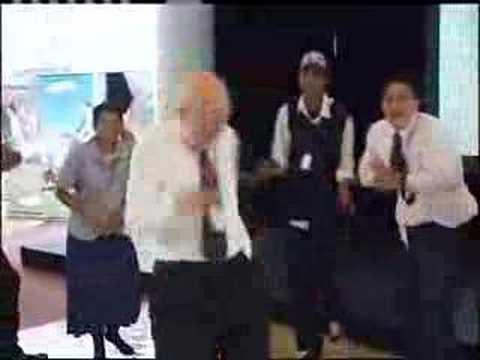 Trevor Mallard Dance