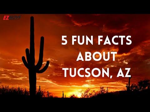 5 fun facts about tucson az e z move youtube 5 fun facts about tucson az e z move sciox Images