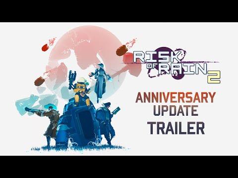 Risk of Rain 2 - Anniversary Update Trailer