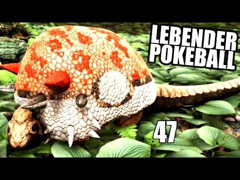 ARK TEK HUNTER #47 POKEBALL DOEDICURUS | Das größte Ark Projekt! | Server 1 | Deutsch