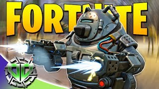Fortnite Gameplay : Life and Death Mission! : Multiplayer Let's Play PC