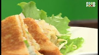 Healthy Sprout Sandwich | Go Healthy | Chef Sahil Arora | FoodFood