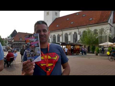 Simon Thomas, der Mann- Supermann hinter der Kamera