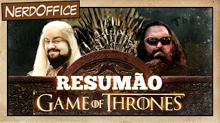 Game of Thrones: Resumão #GoT | NerdOffice S07E15