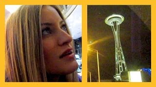 SUSPICIOUS PACKAGE AND THE SPACE NEEDLE!!!