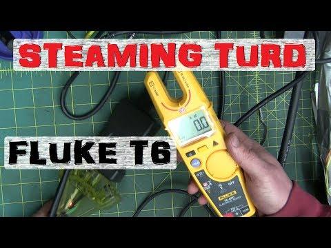 BOLTR: Fluke T6 Contactless Voltage Meter |  Non-Sense Field Sense