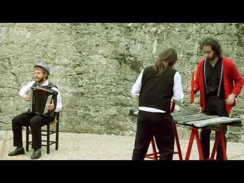 B.S.O Amelie -- Comptine d´un autre été (Yann Tiersen) with txalaparta by Hutsun