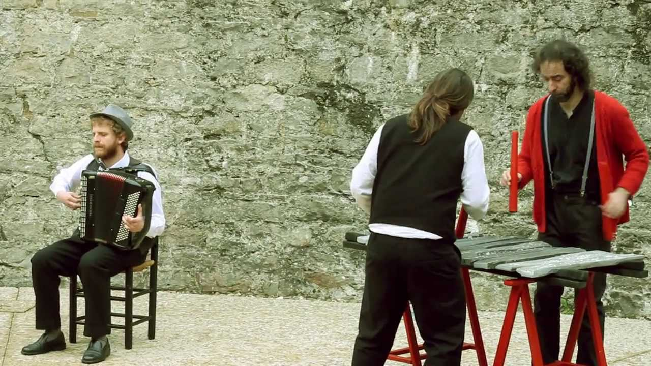 B.S.O Amelie -- Comptine d´un autre été (Yann Tiersen) with txalaparta by  Hutsun 3f8863c6c8f